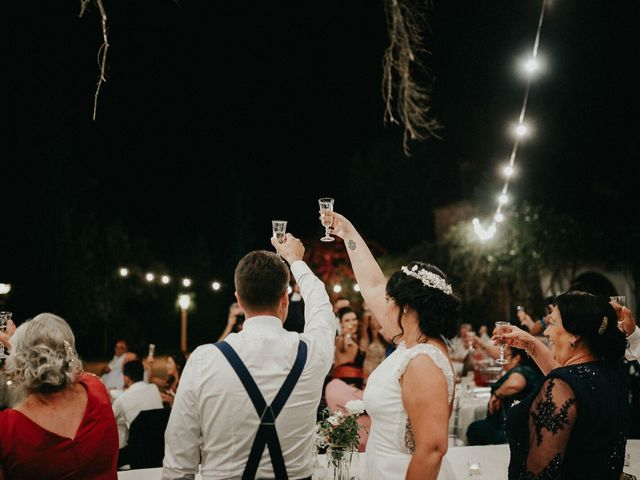 La boda de Javier y Estefania en Santiponce, Sevilla 11