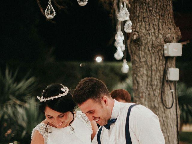 La boda de Javier y Estefania en Santiponce, Sevilla 16