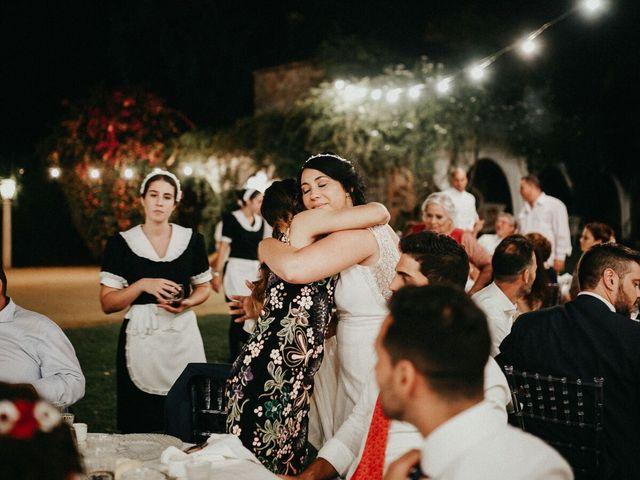 La boda de Javier y Estefania en Santiponce, Sevilla 18