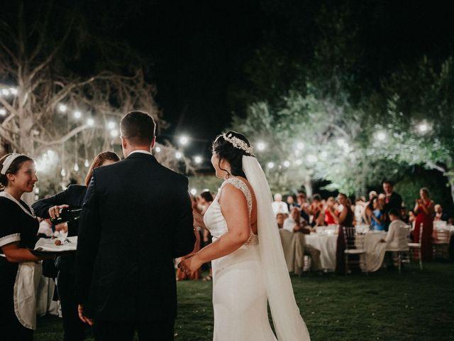 La boda de Javier y Estefania en Santiponce, Sevilla 19