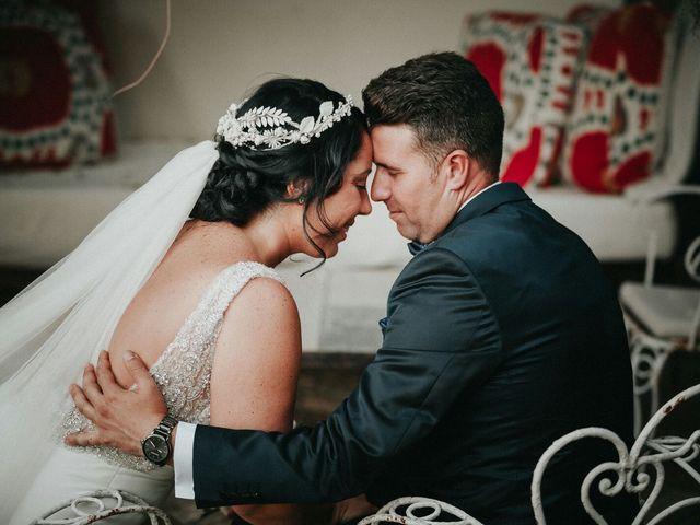 La boda de Javier y Estefania en Santiponce, Sevilla 20