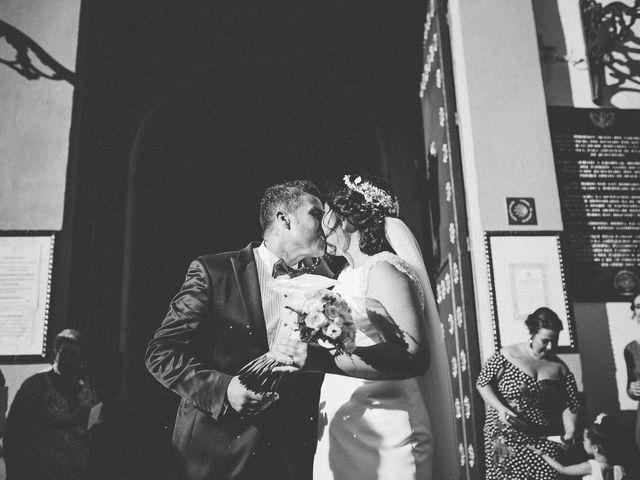 La boda de Javier y Estefania en Santiponce, Sevilla 24