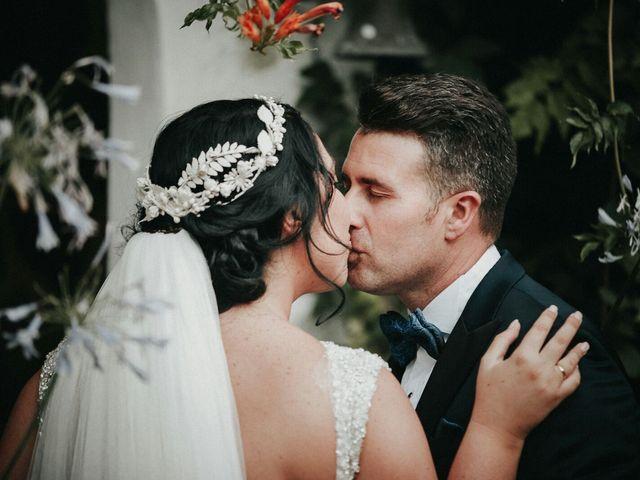 La boda de Javier y Estefania en Santiponce, Sevilla 25