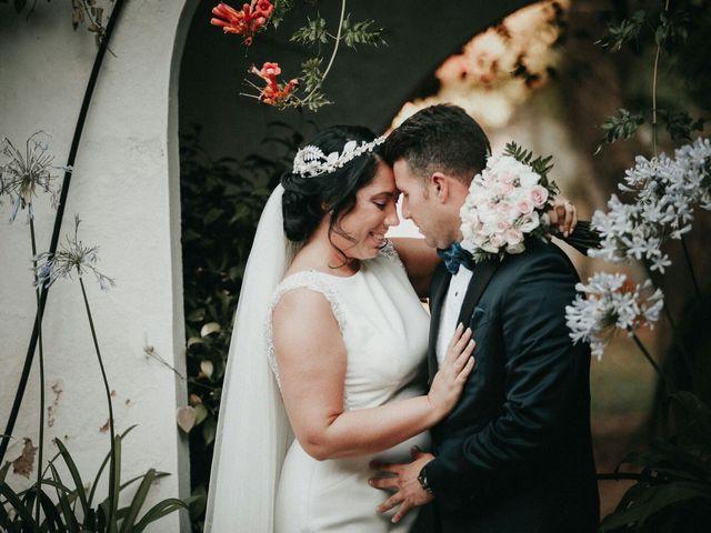 La boda de Javier y Estefania en Santiponce, Sevilla 26