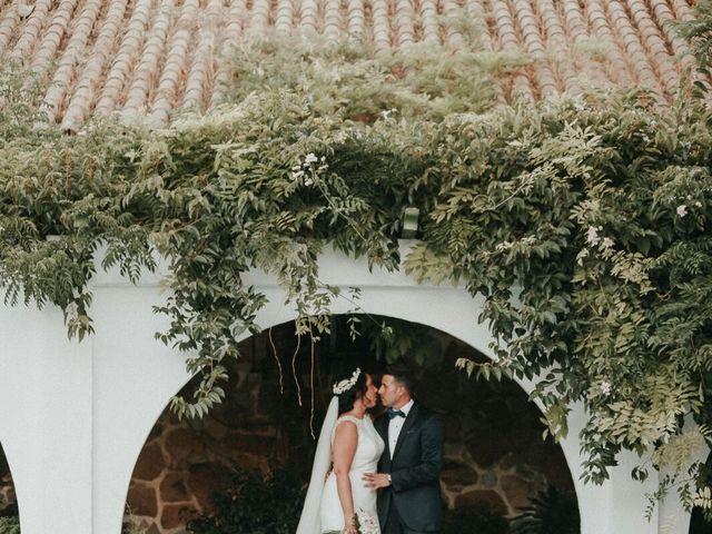 La boda de Javier y Estefania en Santiponce, Sevilla 27