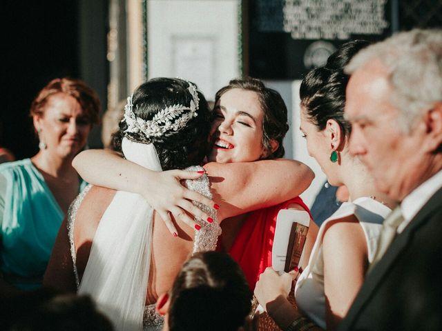 La boda de Javier y Estefania en Santiponce, Sevilla 28