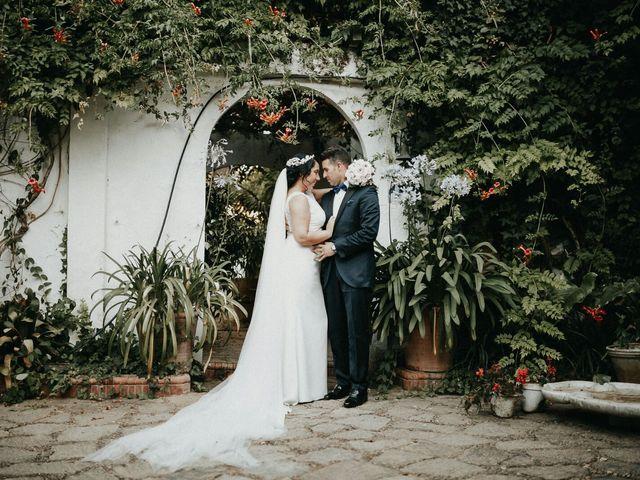 La boda de Javier y Estefania en Santiponce, Sevilla 29