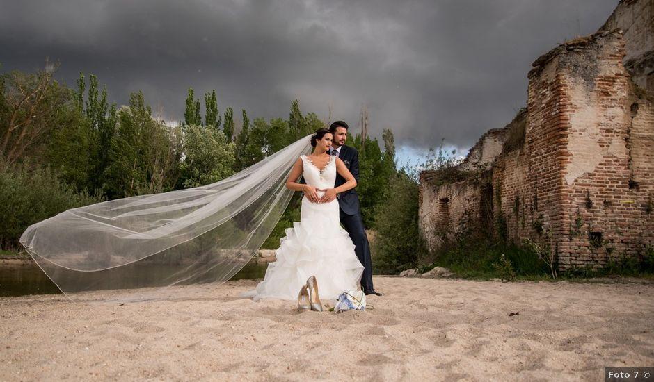 La boda de Juanjo y Lourdes en Mojados, Valladolid