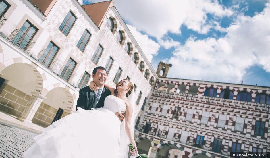 La boda de Jaime y Estela en Badajoz, Badajoz