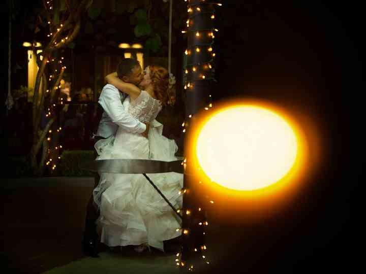 La boda de Alba y Marcos