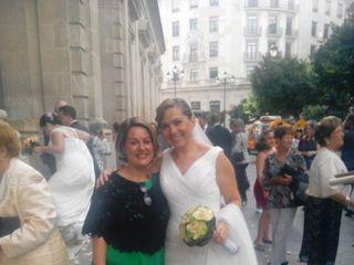 La boda de Sergio y Olga 1