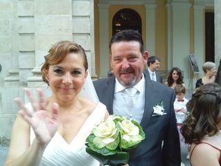 La boda de Sergio y Olga 2