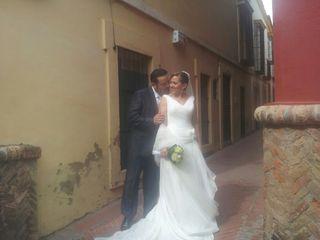 La boda de Sergio y Olga