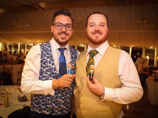 La boda de Ramón y Alberto