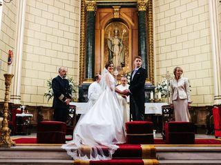 La boda de Teresa y Connor 2