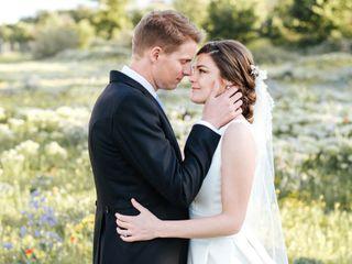 La boda de Teresa y Connor