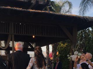 La boda de Flor  y Lucho  2