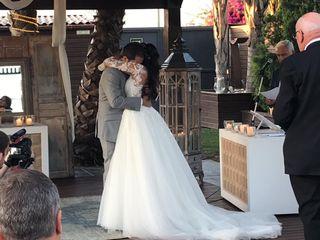 La boda de Flor  y Lucho  3