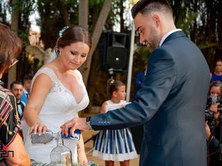 La boda de Nazaret y Juan 3