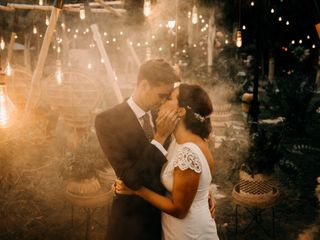 La boda de Elena y Fran