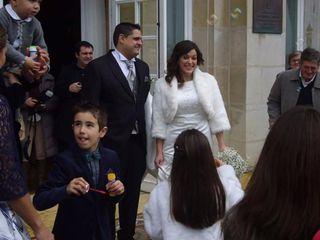La boda de Rober y Belén