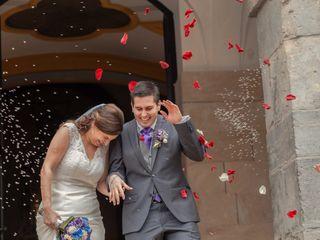 La boda de Diego y Mariangeles