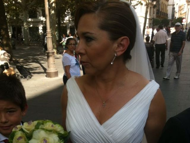 La boda de Olga y Sergio en Sevilla, Sevilla 4