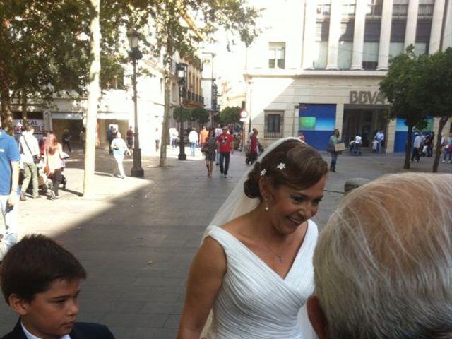 La boda de Olga y Sergio en Sevilla, Sevilla 6