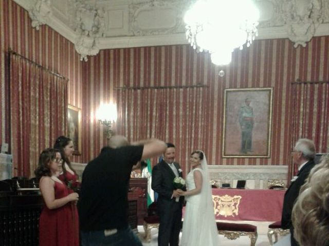La boda de Olga y Sergio en Sevilla, Sevilla 13