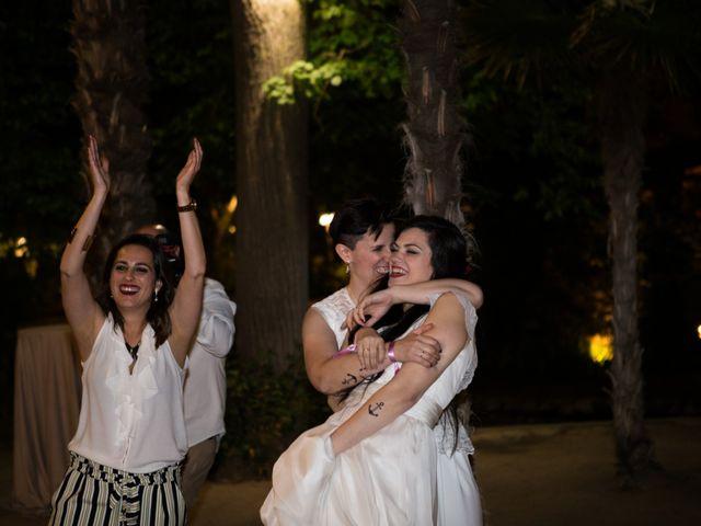 La boda de Sara y Ana en Chinchon, Madrid 3
