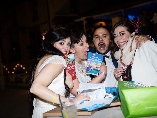 La boda de Sara y Ana en Chinchon, Madrid 7