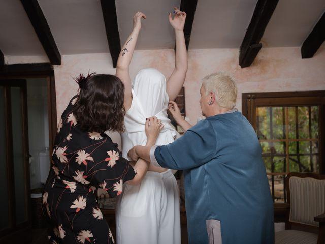 La boda de Sara y Ana en Chinchon, Madrid 22