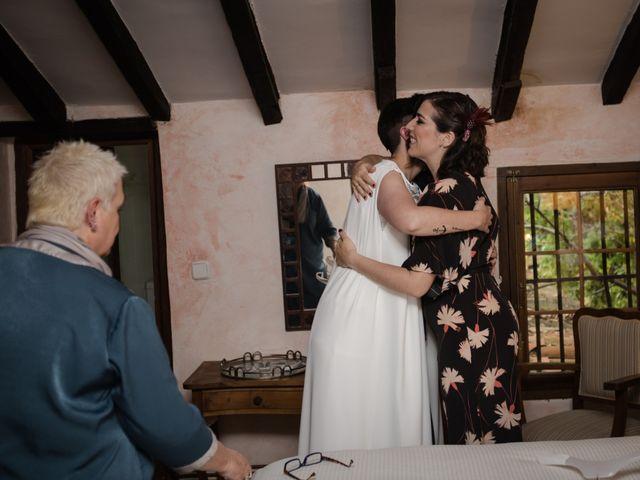 La boda de Sara y Ana en Chinchon, Madrid 29