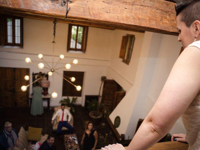 La boda de Sara y Ana en Chinchon, Madrid 35