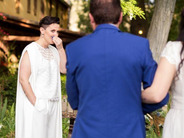 La boda de Sara y Ana en Chinchon, Madrid 47