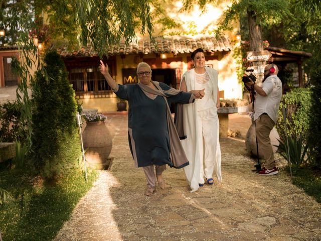 La boda de Sara y Ana en Chinchon, Madrid 49