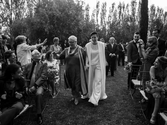La boda de Sara y Ana en Chinchon, Madrid 50