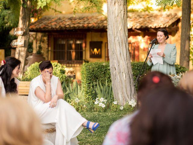 La boda de Sara y Ana en Chinchon, Madrid 52