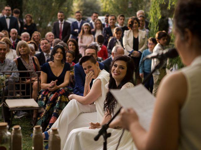 La boda de Sara y Ana en Chinchon, Madrid 54