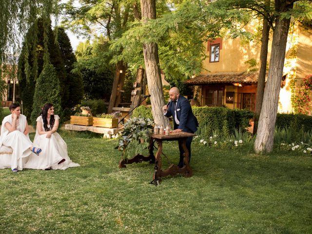 La boda de Sara y Ana en Chinchon, Madrid 55