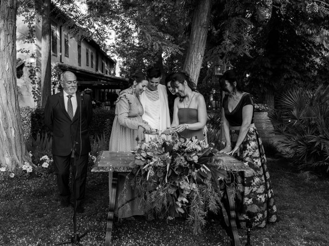 La boda de Sara y Ana en Chinchon, Madrid 56