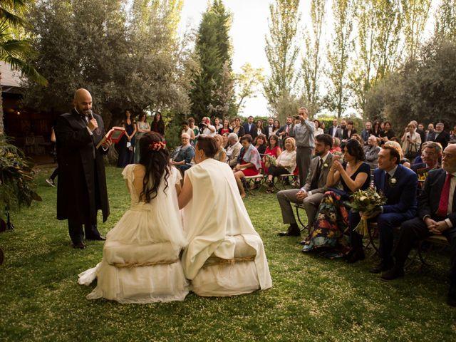 La boda de Sara y Ana en Chinchon, Madrid 57