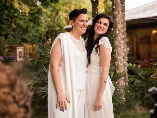 La boda de Sara y Ana en Chinchon, Madrid 65