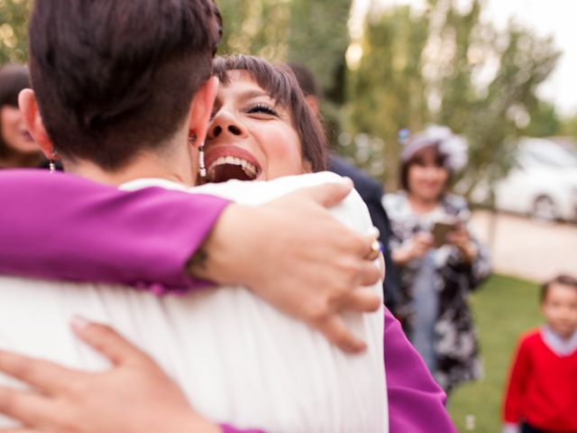 La boda de Sara y Ana en Chinchon, Madrid 67