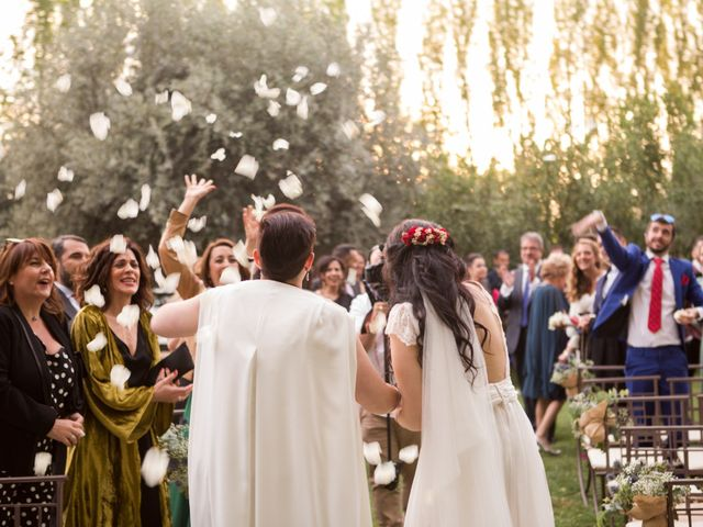 La boda de Sara y Ana en Chinchon, Madrid 68