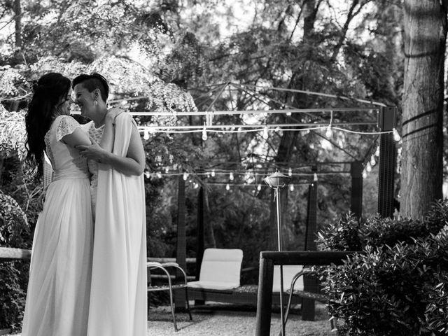 La boda de Sara y Ana en Chinchon, Madrid 72