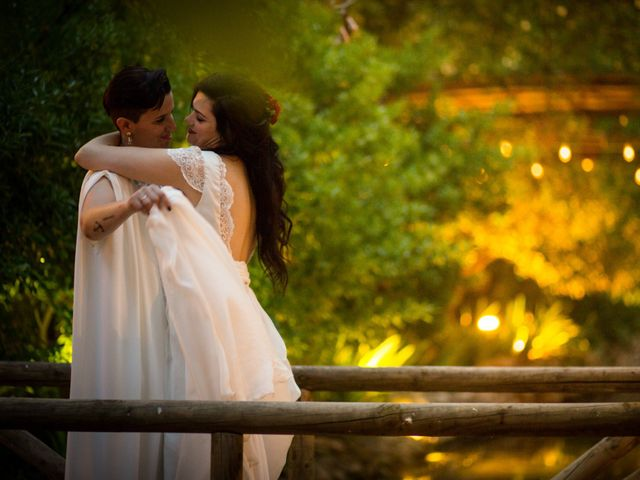 La boda de Sara y Ana en Chinchon, Madrid 74