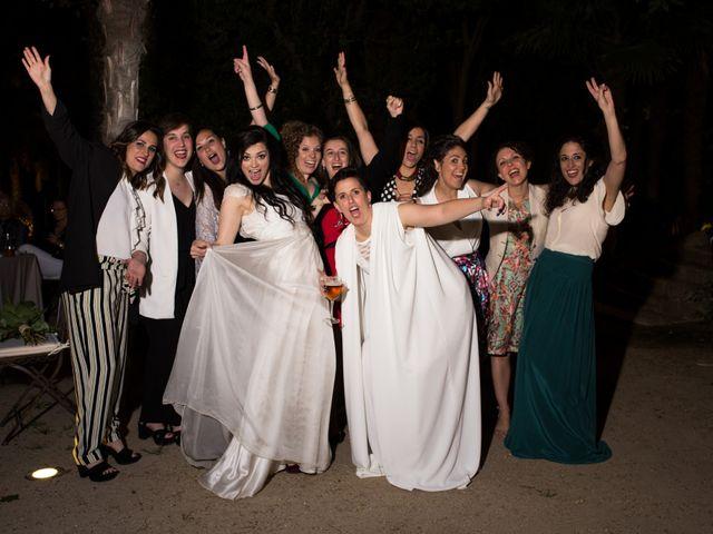 La boda de Sara y Ana en Chinchon, Madrid 78