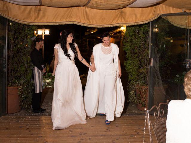 La boda de Sara y Ana en Chinchon, Madrid 82