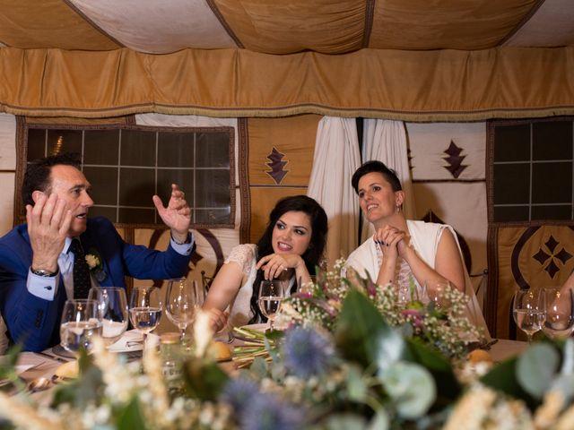 La boda de Sara y Ana en Chinchon, Madrid 83